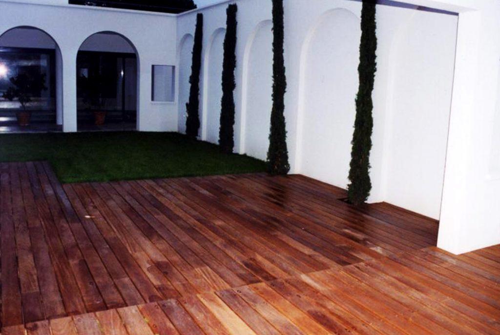 Terrasse bois - terrasse composite - WM Parquet-Bordeaux-Gironde